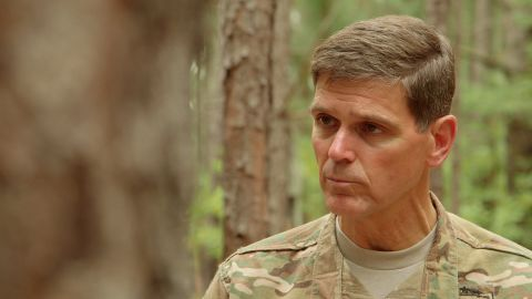 General Votel talks about PTSD within the Special Ops