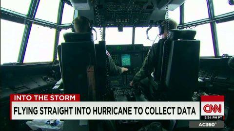 flying into the eye of Hurricane Joaquin VanDam pkg ac_00020616.jpg