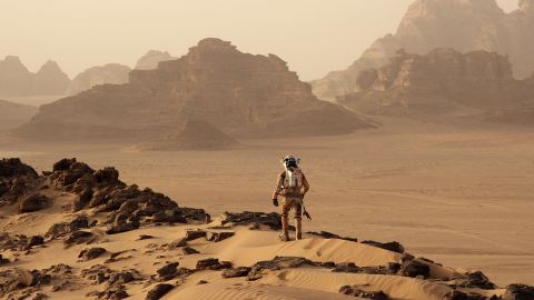 """Matt Damon plays an astronaut stranded on Mars in """"The Martian."""" Alone for almost the entire film, he communicates with Earth through email and satellite cameras. Here's a look at other recent movies in which the main character must face challenges alone."""