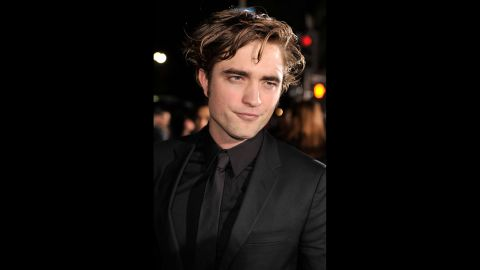 """When Pattinson showed up at the Los Angeles premiere of the first """"Twilight"""" film in 2008, he probably caused some """"Harry Potter"""" fans to wonder whether Cedric Diggory, the character he portrayed in 2005's film version of """"Harry Potter and the Goblet of Fire,"""" was lost."""