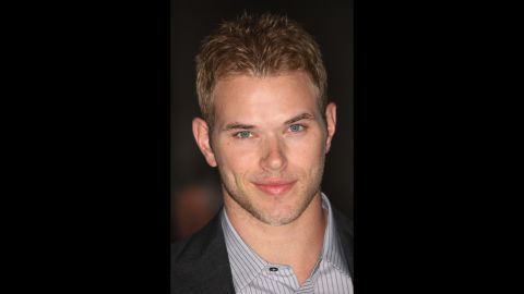 """Actor and model Kellan Lutz had landed roles on the small screen -- """"The Comeback,"""" """"Summerland"""" -- as well as on the silver screen -- """"Stick It,"""" """"Accepted"""" -- before he appeared in the first """"Twilight"""" film in 2008."""