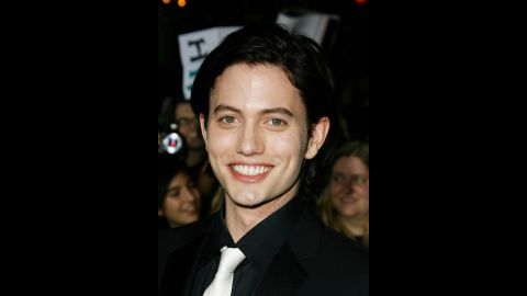 """Like Lutz, Jackson Rathbone had been working in TV before landing the role of vampire Jasper Hale in """"Twilight."""" When he arrived for the movie's L.A. premiere in November 2008, he'd appeared in """"The O.C."""" and """"Beautiful People."""""""