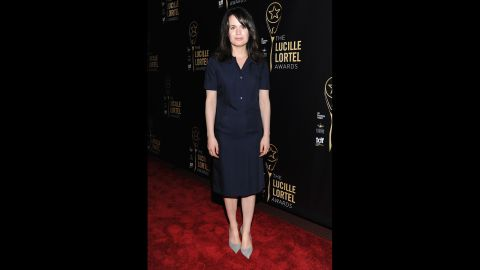 """Television has continued to be good to Reaser, bringing roles on series including """"The Good Wife,"""" """"Mad Men"""" and """"True Detective."""""""