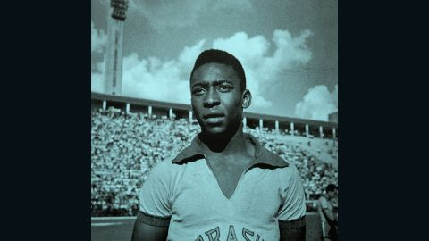 """Pele was a loyal servant to the club he signed with age 16 -- Santos. He spent 18 years there as a player, winning over 20 trophies and scoring more than 600 goals. """"I had many offers to play for Real Madrid, in Milan and Manchester United,"""" Pele said. """"However Santos was doing well, I was playing well. I didn't want to leave. Nowadays, players leave very early."""""""