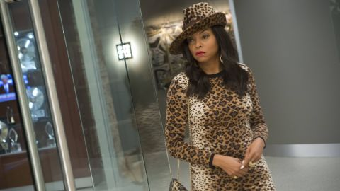 """You'll need your fiercest party dress, perfect makeup, silky brown locks (yours or purchased) and maybe a hat to complete this look. Wear cheetah prints and drop a couple of """"Boo Boo Kitty"""" disses and people will be calling you """"Cookie"""" in no time. Look through the gallery for more topical costume ideas."""