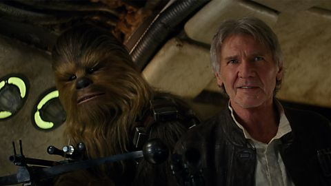 """With the upcoming release of """"Star Wars: The Force Awakens"""" in December, any character from the hit franchise will do. Han Solo is probably doable with a few pieces from your closet or the nearby thrift store, but a Chewbacca costume might require a greater investment."""