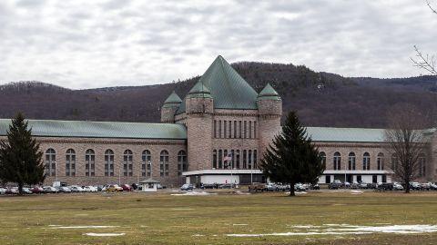 Inmates at this maximum-security prison in upstate New York defeated Harvard's debate team.