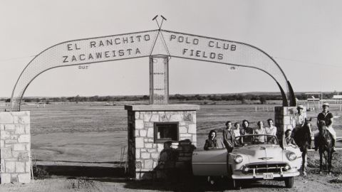 ... to polo matches that used to be more of a feature in the early 20th century.