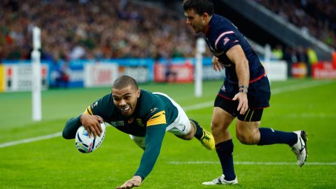 Habana won 117 caps for South Africa at Test level, scoring 64 tries. He was also named as the best player on the planet in 2007.