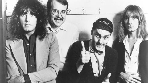 """Cheap Trick's nearly 40-year career includes generations of fans. The band's first five albums are said to have been """"<a href=""""https://rockhall.com/inductees/nominees/2016-cheap-trick/"""" target=""""_blank"""" target=""""_blank"""">made in a rock and roll tsunami from 1977 to 1980.</a>"""""""