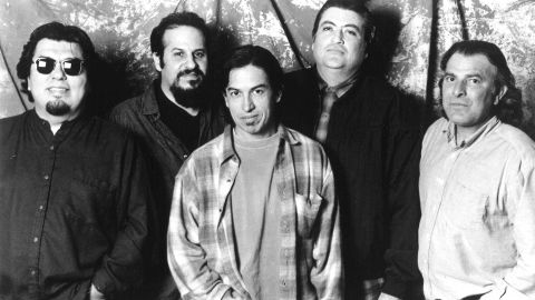 The East Los Angeles group Los Lobos was already well-known on the Mexican-American music scene before becoming a pop sensation in the 1980s.