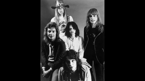 """The English rock band Yes formed in 1968, with hits into the 1980s such as """"Owner of a Lonely Heart."""" The group continues to tour with new members."""