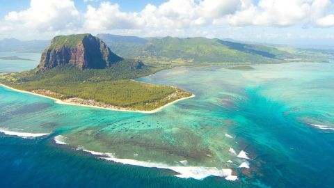 Mauritius tops four out of five of the charts in this report. Offering 100% access to electricity, piped water and cell phone service and 100% paved or tarred roads.