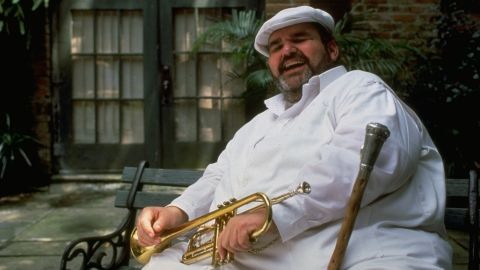 """Famed chef <a href=""""http://www.cnn.com/2015/10/08/entertainment/paul-prudhomme-obit/index.html"""" target=""""_blank"""">Paul Prudhomme</a> died October 8 at age 75, according to the New Orleans restaurant he owned, K-Paul's Louisiana Kitchen."""