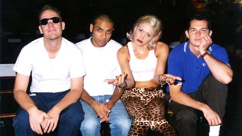"""Before Gwen Stefani was an A-list star with her own line of clothing, multiple Top 40 hits and Grammy nominations, she was """"just a girl"""" fronting one of the biggest bands of the 1990s, """"No Doubt."""" The band's third studio album, """"Tragic Kingdom,"""" propelled them to stardom and was released October 10, 1995. That makes it 20 years old in 2015!"""
