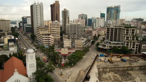 A file photo of Dar es Salaam, Tanzania, where the regional government has vowed to arrest people suspected of being gay.