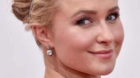LOS ANGELES, CA - AUGUST 25:  Actress Hayden Panettiere attends the 66th Annual Primetime Emmy Awards held at Nokia Theatre L.A. Live on August 25, 2014 in Los Angeles, California.  (Photo by Frazer Harrison/Getty Images)
