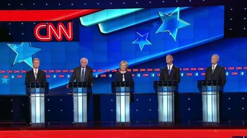 democratic debate candidates proudest enemies 30_00000725.jpg