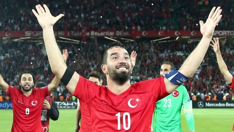 """Turkey earned its nickname of """"The Comeback Kings"""" in qualifying for Euro 2016 -- it only had one point after the opening three matches. The Turks reached France thanks to being the best third-placed team after beating Iceland 1-0 in the final round."""