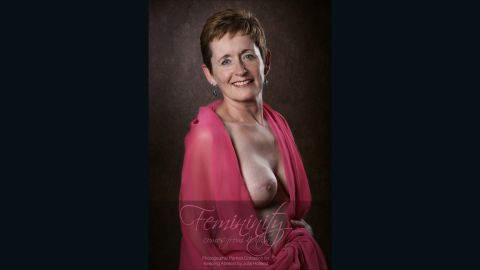Margaret describes herself as a strong, beautiful, feminine woman after breast reconstruction surgery.