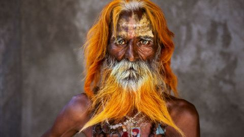 Image from Steve McCurry's India.