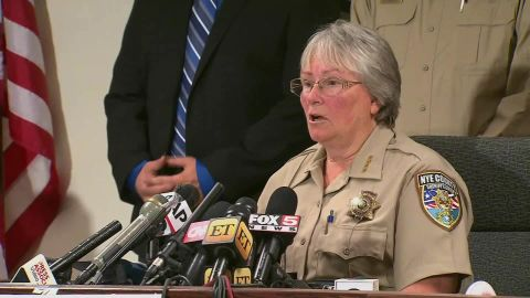 nye county sheriff lamar odom press conference drug use sot_00002906.jpg