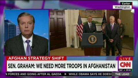 lindsey graham afghanistan troops tapper lead intv_00033412.jpg