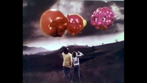 """Ah, Space Dust. The late '70s candy was an offshoot of Pop Rocks, but both products quickly became the subject of <a href=""""http://www.snopes.com/horrors/freakish/poprocks.asp"""" target=""""_blank"""" target=""""_blank"""">schoolyard urban legends</a>. (You don't want to know what allegedly happened to Mikey!) You can <a href=""""http://www.pop-rocks.com/about-us/"""" target=""""_blank"""" target=""""_blank"""">still buy Pop Rocks</a>, but Space Dust has bitten the ... well, you know."""
