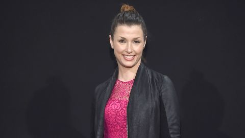 """Actress Bridget Moynahan revealed<a href=""""https://instagram.com/p/89YQFiM7yC/"""" target=""""_blank"""" target=""""_blank""""> on her Instagram account</a> that she married businessman Andrew Frankel in October 2015."""