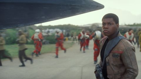 """The cast of """"Star Wars: Episode VII"""" -- or should we say """"Star Wars: The Force Awakens"""" -- unites well-known names with some up-and-coming actors.John Boyega is best known for the 2011 sci-fi action comedy """"Attack the Block,"""" but now he's known as the guy who steals the spotlight in the """"Star Wars: The Force Awakens"""" trailer. Boyega was long rumored to be a top choice for the lead role."""