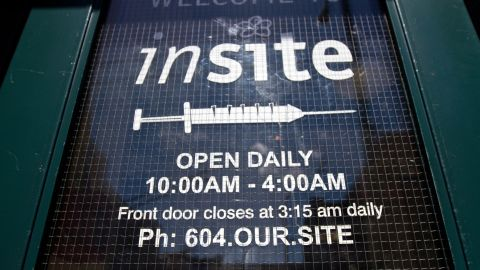 Insite opened in 2003, and is funded by taxpayers, at a cost of $3 million Canadian per year.
