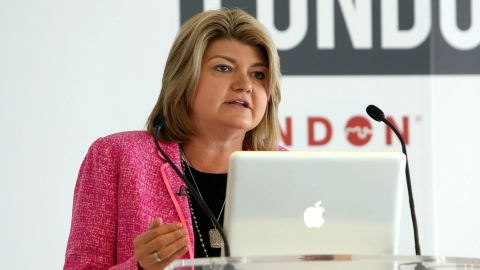 Sandy Carter serves as IBM's worldwide general manager, ecosystem development and social business and is  one of the key leaders responsible for setting the direction for IBM's social business initiative.