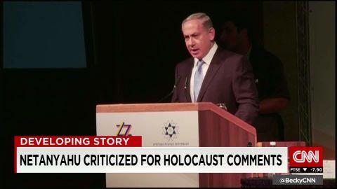 black netanyahu criticized for holocaust comments_00003730.jpg