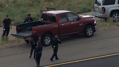Police say a 4-year-old girl was shot and killed during a road rage incident on I-40 on Tuesday afternoon.