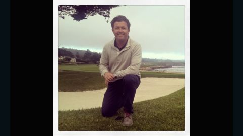 """Pebble Beach is clearly a popular choice with our anchors -- CNN Living Golf host <a href=""""https://instagram.com/shaneodonoghuegolf/"""" target=""""_blank"""" target=""""_blank"""">Shane O'Donoghue</a> decided it would be on his bucket list too."""