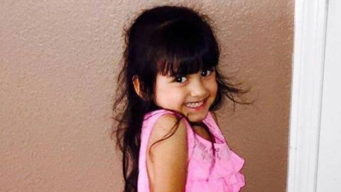 4-year-old Lilly Garcia died in a road rage shooting on Interstate 40 in Albuquerque, New Mexico Tuesday.