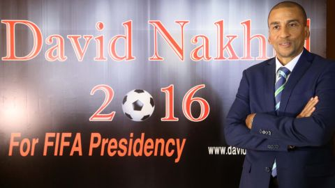 """Ex-Trinidad and Tobago captain David Nakhid submitted his candidacy earlier this month. Nakhid also played for the likes of PAOK of Greece and Malmo of Sweden. However, on October 28, Nakhid was omitted from FIFA's final list. """"One of the five declarations of support for Mr Nakhid was declared invalid as the same member association had previously issued a declaration of support for another candidate,"""" said a FIFA statement. """"In view of this, the Ad-hoc Electoral Committee decided not to consider Mr Nakhid's application as it did not fulfil the required five declarations of support."""""""