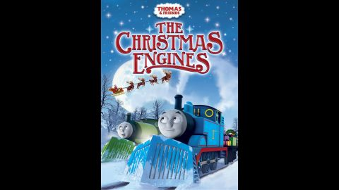 """<strong>""""Thomas & Friends: The Christmas Engines""""</strong>: Thomas and his friends are ready to be Santa's engine helpers in this children's film. <strong>(Netflix) </strong>"""