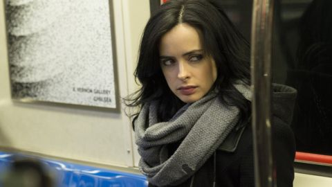 """<strong>""""Marvel's Jessica Jones"""" season 1</strong>: Fans are amped about this series starring Krysten Ritter as a former superhero turned private investigator in New York's Hell's Kitchen. <strong>(Netflix) </strong>"""