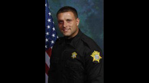 Sr. Deputy Ben Fields head shot on the Richland County Sheriff website.