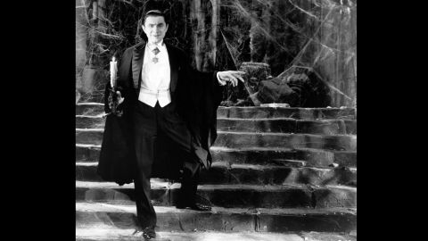 """Another of Universal's big 1931 hits was """"Dracula,"""" which stars Bela Lugosi as the vampire in the role that made him famous -- and stereotyped him for the rest of his life."""