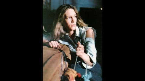 """""""Halloween"""" (1978), a low-budget film from director John Carpenter, became a big hit, boosting the career of the director and his star, Jamie Lee Curtis. It also led to a number of similar slasher films in which a masked villain pursues a series of victims."""