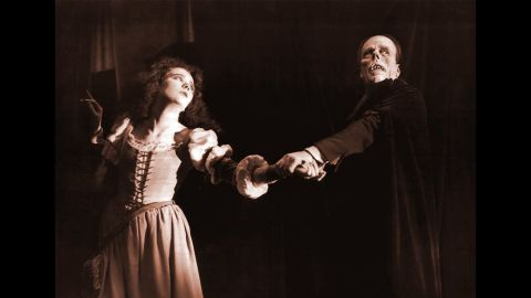 """Though the horror-film genre has often had narrow, if enthusiastic, audiences, through the years, a number of horror films have broken through and become some of the biggest box office hits of their era. """"The Phantom of the Opera"""" (1925) was a huge hit in the silent era, making the equivalent of more than $100 million in today's dollars. The film starred Lon Chaney, the """"Man of a Thousand Faces,"""" and Mary Philbin."""