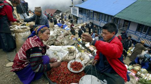 Having collected genetic information from the individuals who took part in the study, the next phase of research will look at genetic reasons behind the Sherpas' adaptations to high altitudes.<br />