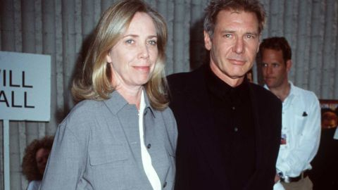 """<a href=""""http://www.cnn.com/2015/11/04/entertainment/et-screenwriter-melissa-mathison-feat/"""" target=""""_blank"""">Melissa Mathison</a>, screenwriter of """"E.T. The Extra Terrestrial"""" and """"The Black Stallion,"""" died November 4 at the age of 65. She was married to Harrison Ford from 1983 to 2004."""