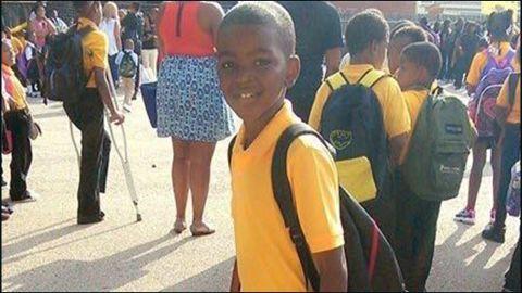 Nine-year-old Tyshawn Lee, killed in Chicago last year