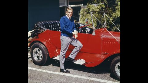 """The car in """"My Mother the Car"""" was a """"1928 Porter"""" created by Barris. (There was a real Porter Motor Co., but it had stopped making cars by 1928.) Jerry Van Dyke starred in the series."""
