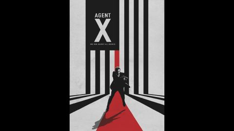 One secret agent takes on tasks the FBI and CIA can't touch in this new series, debuting Sunday at 9 p.m.