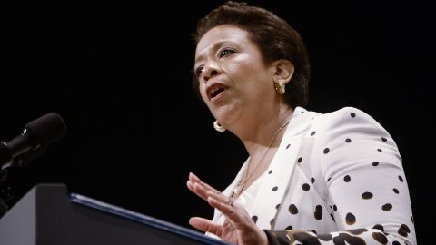 """Loretta Lynch was sworn in as the U.S. attorney general on April 27. The nomination of Lynch, the country's first African-American woman to serve in the role, was<a href=""""http://www.cnn.com/2015/03/19/politics/loretta-lynch-nomination-racism-democrats/"""" target=""""_blank""""> held up more than five months </a>over politicking in the Senate. Democrats claimed the voting delay was racially motivated, despite GOP protestations otherwise."""