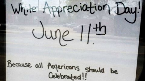 """Edgar Antillon, co-owner of Rubbin' Buttz BBQ and Country Cafe in Milliken, Colorado,  drew criticism for offering a """"<a href=""""http://www.cnn.com/2015/05/09/living/colorado-bbq-restaurant-white-appreciation-day-feat/"""" target=""""_blank"""">White Appreciation Day</a>"""" discount on June 11. What started as a joke about how there's no holiday that celebrates """"the white community"""" was been misinterpreted as a racially charged promotion, Antillon said."""
